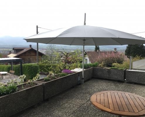Ersatzbespannung Schirm Dacapo