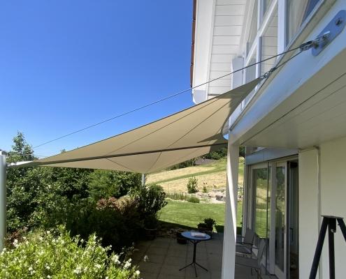 Sonnensegel Oberscherli